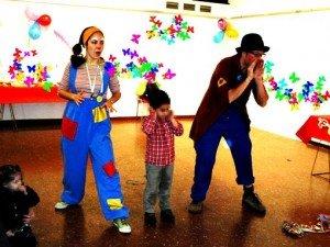 Animadores de fiestas infantiles en Tenerife