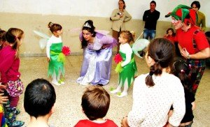 Animadores fiestas infantiles Tenerife a domicilio