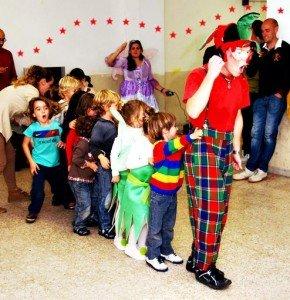 Animadores para fiestas infantiles Tenerife