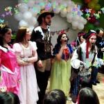 Fiestas de carnaval para niños en tenerife