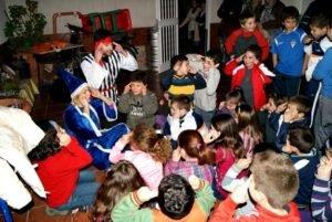 Animadores magos payasos para comuniones en Tenerife