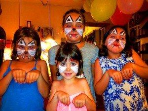 Animaciones infantiles a domicilio en Tenerife
