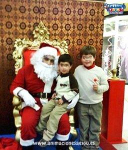 Contratar a Papá Noel a domicilio en Tenerife