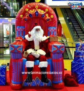 fiestas infantiles navidad tenerife