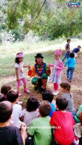 animadores cumpleaños infantiles Tenerife