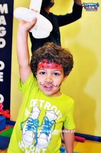 animadores fiestas cumpleaños infantiles Tenerife