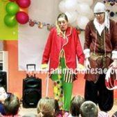 Payasos fiestas cumpleaños infantiles Tenerife