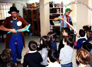 Fiestas cumpleaños infantiles Tenerife.