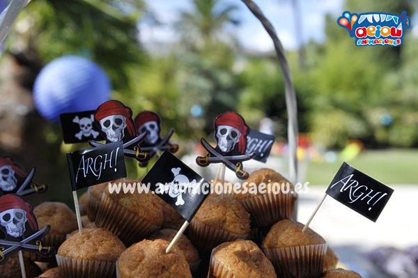 Catering para cumpleaños infantiles en Tenerife