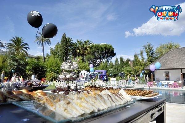 Catering para fiestas infantiles en Tenerife
