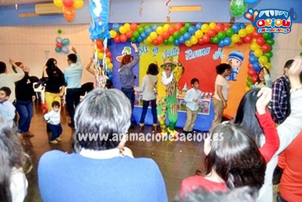Animación de cumpleaños infantiles en Arona