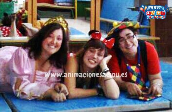 Animación para fiestas de cumpleaños infantiles en Santa Cruz de Tenerife