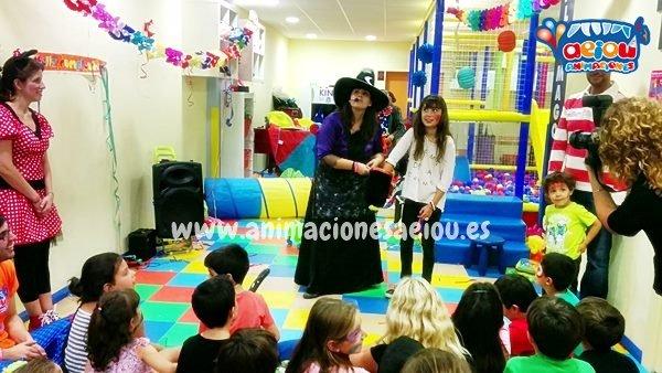 Animaciones de Fiestas Infantiles en Granadilla de Abona