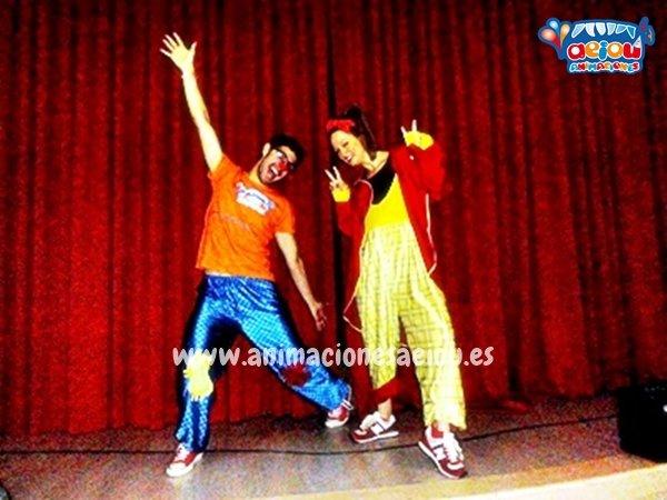 Animaciones de Fiestas Infantiles en La Orotava