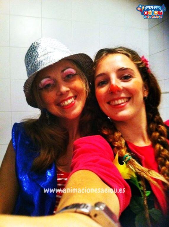 Animaciones para fiestas de cumpleaños infantiles y comuniones en Santa Cruz de Tenerife