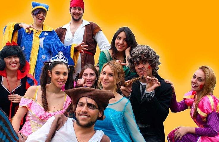 Animadores, magos y payasos en Puerto de la Cruz