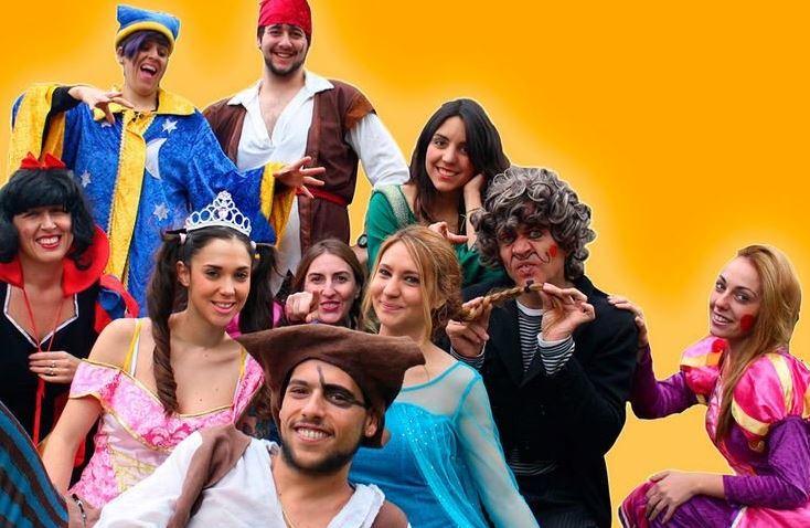 Animadores, magos y payasos en Granadilla de Abona