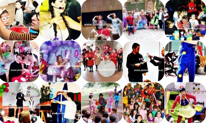 Animadores, magos y payasos en La Orotava