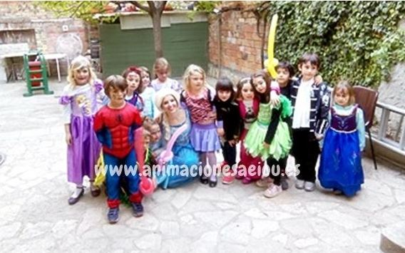 Magos para fiestas infantiles en Granadilla de Abona