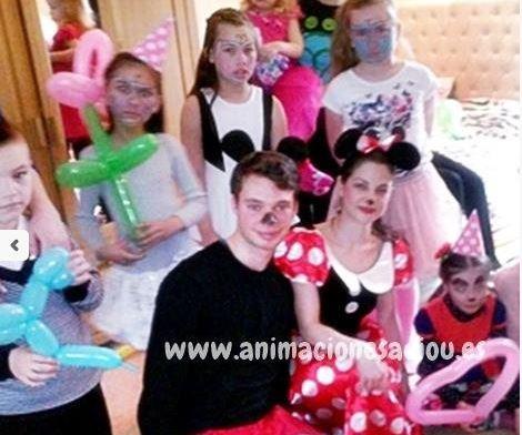 Payasos para fiestas infantiles en Granadilla de Abona